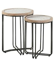 Ryder 2pc Side Table Set
