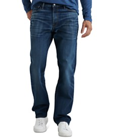 Lucky Brand Men's 410 Athletic-Fit Stretch COOLMAX® Temperature-Regulating Jeans
