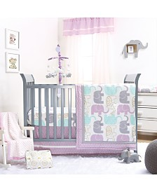 The Peanutshell Little Peanut Lilac Nursery Collection