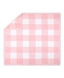 Farmhouse Large Check Blanket