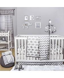 Ellie Chevron Nursery Collection