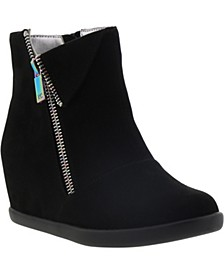 Little & Big Girls Valentina Nikki Bootie