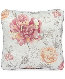 "Rose Tree Nadia 18"" X 18""  Decorative Pillow"