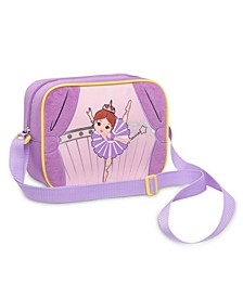Girls Sugar Plum Lunch Bag