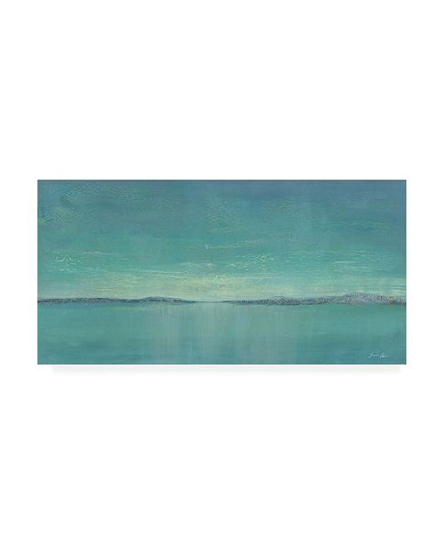 "Trademark Global Samin Chase Tranquility II Canvas Art - 36.5"" x 48"""