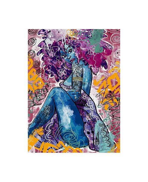 "Trademark Global Justin Copelan Lfe Canvas Art - 27"" x 33.5"""