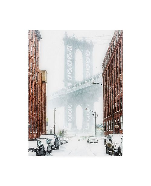 "Trademark Global Bruce Gett Dumbo Canvas Art - 36.5"" x 48"""