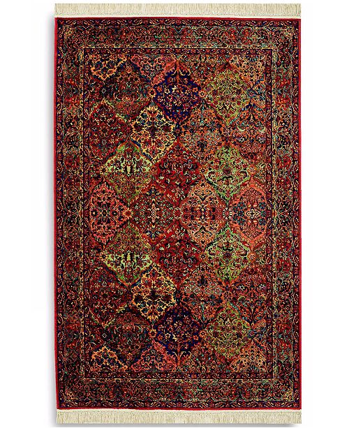 Karastan Area Rug Original Karastan 717 Multi Panel