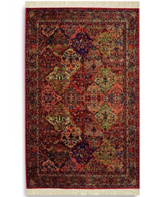 Captivating Karastan Area Rug, Original Karastan 717 Multi Panel Kirman 10u0027 X 14u0027