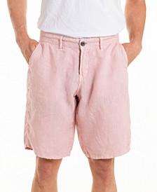 """Men's Palm Beach 11"""" Linen Chino Short"""