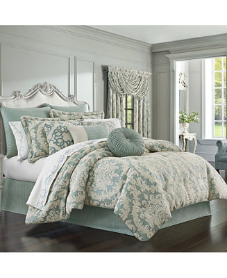 Versailles Spa King 4pc. Comforter Set by General