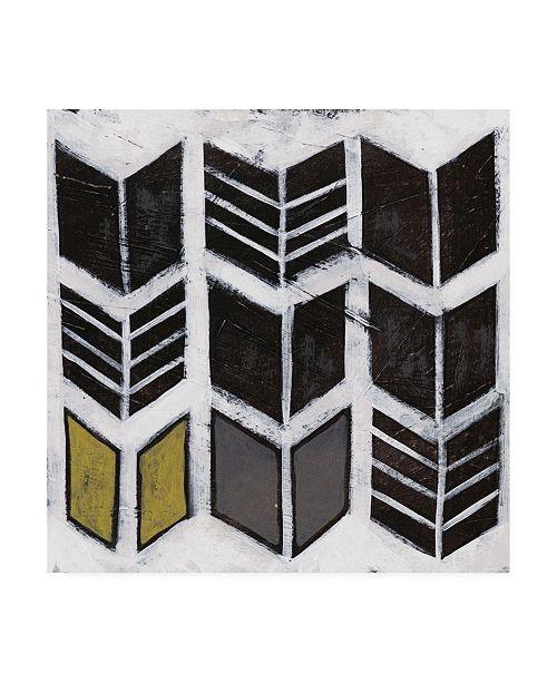"Trademark Global June Erica Vess Algorithm X Canvas Art - 15"" x 20"""