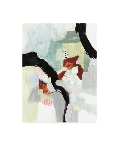 "Trademark Global Victoria Borges Synchronal II Canvas Art - 20"" x 25"""