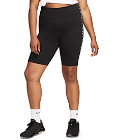 Air Plus Size Bike Shorts
