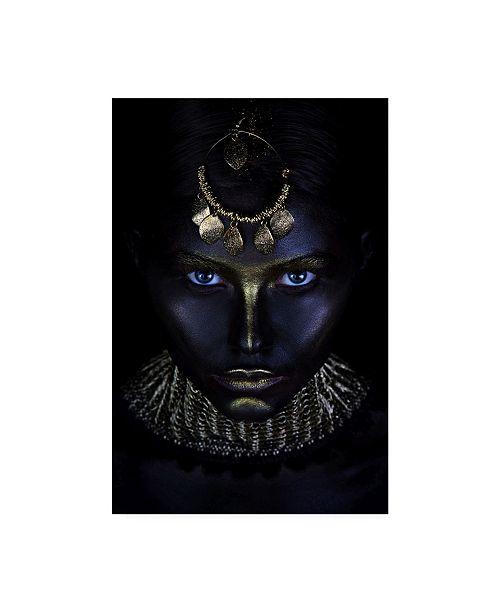 "Trademark Global Ivan Kovalev Gold of Maya Canvas Art - 20"" x 25"""