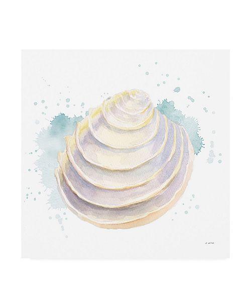 "Trademark Global James Wiens Salento Coast VI Canvas Art - 15"" x 20"""
