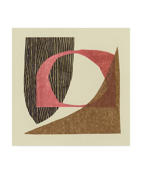 "Trademark Global Renee W. Stramel Sketches of Spain II Canvas Art - 36.5"" x 48"""