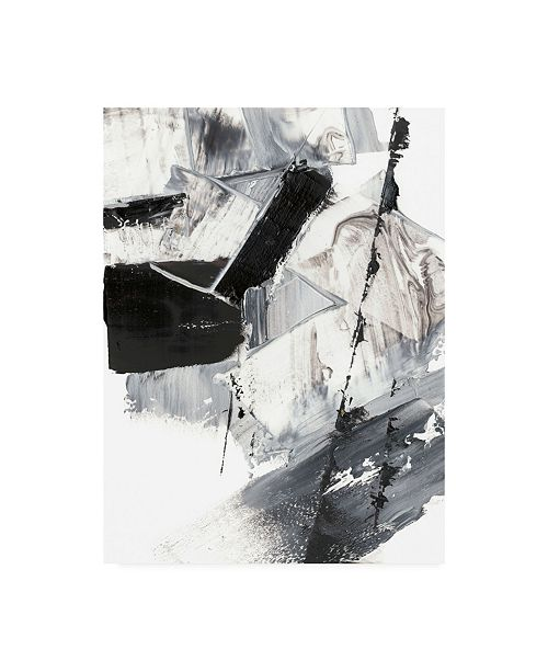 "Trademark Global Ethan Harper Topple I Canvas Art - 36.5"" x 48"""