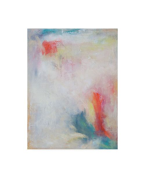 "Trademark Global Julia Contacessi Tangled in Delight II Canvas Art - 36.5"" x 48"""
