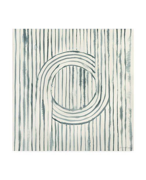 "Trademark Global Vanna Lam Gyrate I Canvas Art - 36.5"" x 48"""