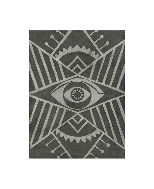 "Trademark Global Chariklia Zarris Tarot I Canvas Art - 19.5"" x 26"""