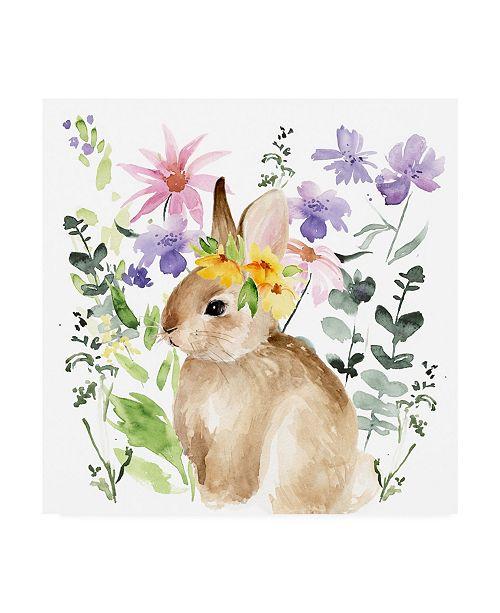 "Trademark Global Jennifer Paxton Parker Animals Canvas Art - 36.5"" x 48"""