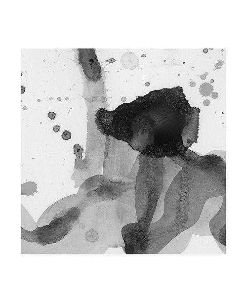 "Trademark Global Sharon Chandler Entranced VI Canvas Art - 15.5"" x 21"""