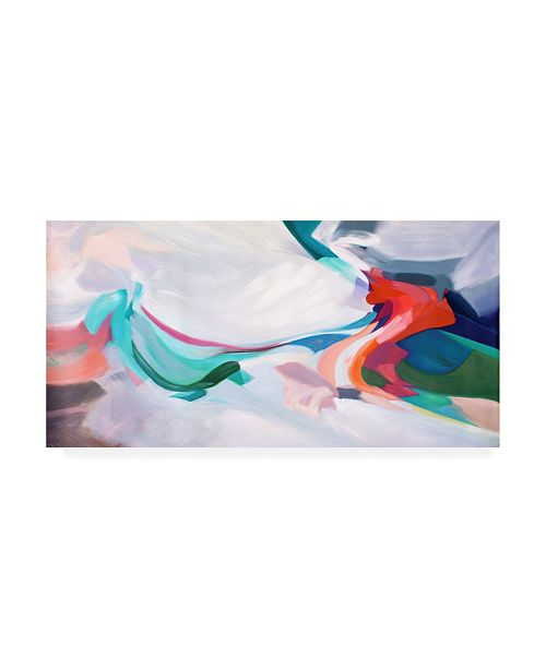 "Trademark Global Irena Orlov Moments of Reality Canvas Art - 36.5"" x 48"""