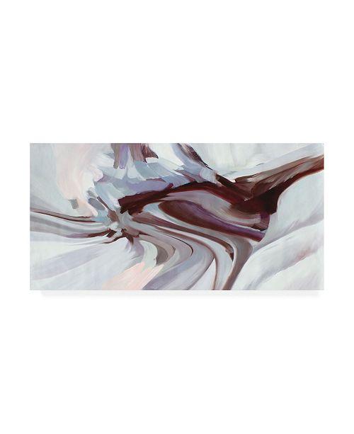 "Trademark Global Irena Orlov Motion Balance Canvas Art - 19.5"" x 26"""