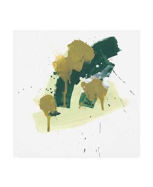 "Trademark Global June Erica Vess Midori I Canvas Art - 15.5"" x 21"""