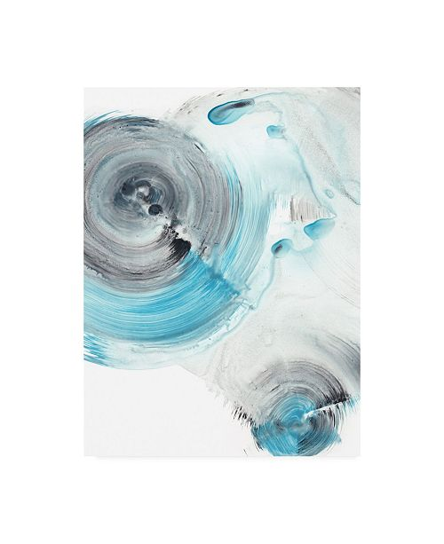 "Trademark Global Ethan Harper Ripple Effect III Canvas Art - 19.5"" x 26"""