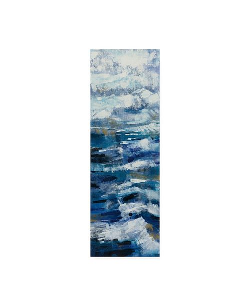"Trademark Global Silvia Vassileva Above the Mountains I Canvas Art - 20"" x 25"""