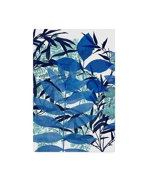 "Trademark Global Naomi Mccavitt Morning Dew I Canvas Art - 15"" x 20"""