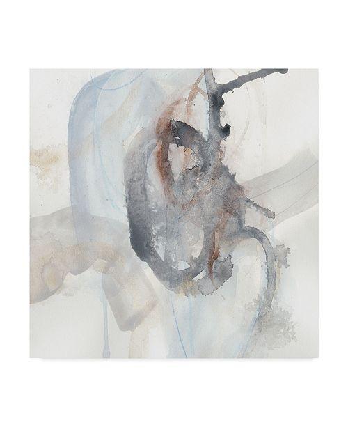 "Trademark Global June Erica Vess Supposition IV Canvas Art - 15"" x 20"""