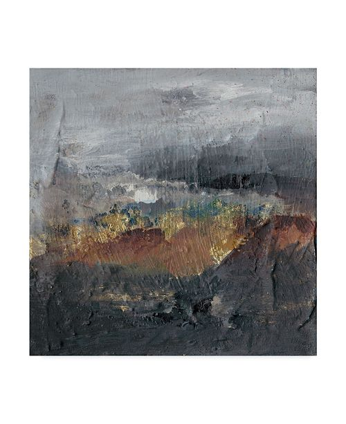 """Trademark Global Joyce Combs Mountains in the Mist I Canvas Art - 27"""" x 33"""""""