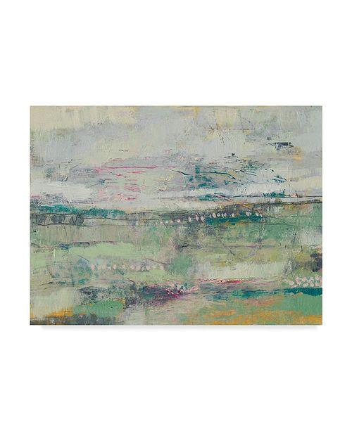 """Trademark Global Jennifer Goldberger Sweet Distance I Canvas Art - 20"""" x 25"""""""