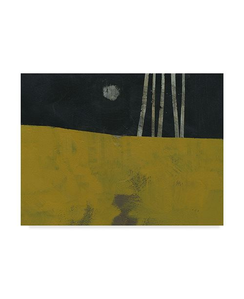 "Trademark Global Paul Bailey Five Trunks and the Moon Canvas Art - 15"" x 20"""