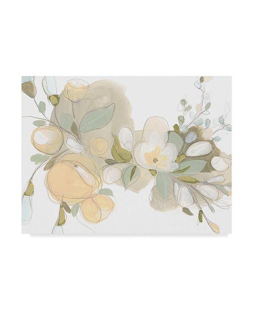 "Trademark Global June Erica Vess Planifolia I Canvas Art - 15"" x 20"""