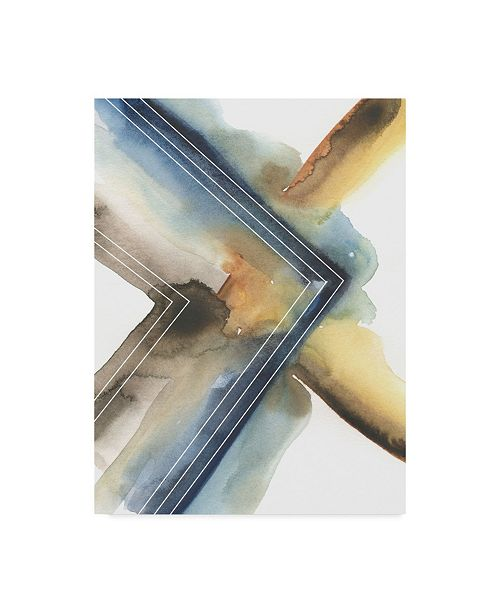 "Trademark Global Chariklia Zarris Cassini II Canvas Art - 20"" x 25"""