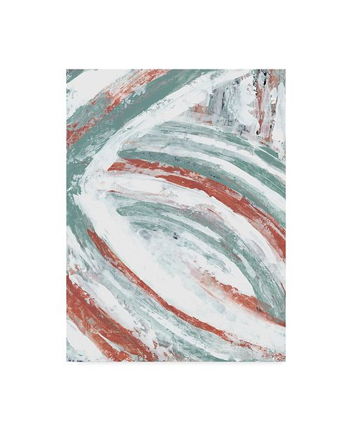 "Trademark Global Renee W. Stramel Story Arc I Canvas Art - 20"" x 25"""
