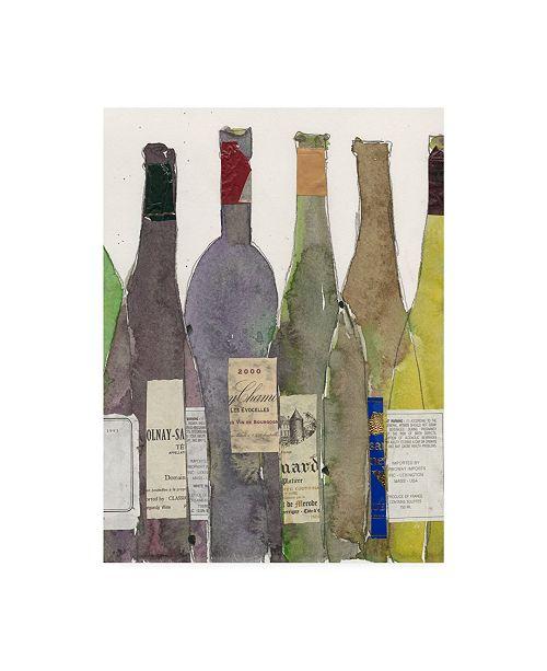 """Trademark Global Samuel Dixon Best of the Factory II Canvas Art - 37"""" x 49"""""""