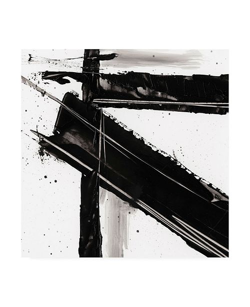 "Trademark Global Ethan Harper Jagged Edge III Canvas Art - 27"" x 33"""