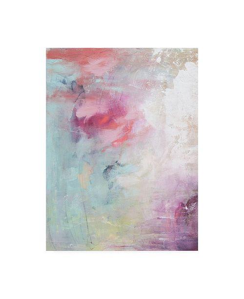 """Trademark Global Julia Contacessi Pastel Terrain I Canvas Art - 15"""" x 20"""""""