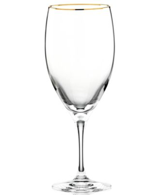 Stemware, Timeless Gold Signature All Purpose Glass