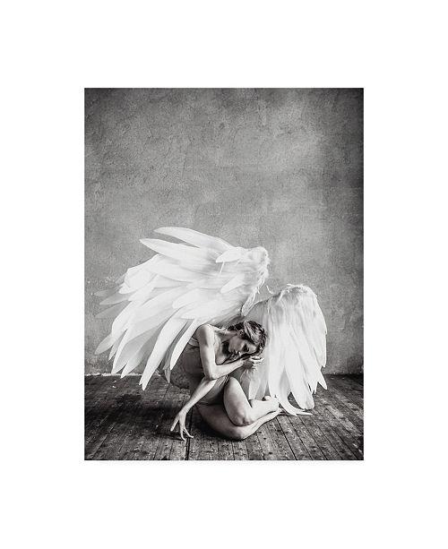 "Trademark Global PhotoINC Studio Angel Bold Canvas Art - 36.5"" x 48"""
