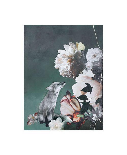 """Trademark Global Design Fabrikken Haute Couture 11 Fabrikken Canvas Art - 15.5"""" x 21"""""""