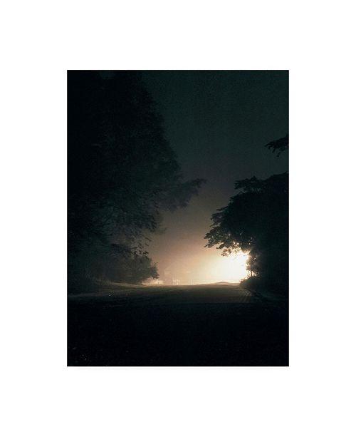 """Trademark Global Design Fabrikken A Light in the Dark Fabrikken Canvas Art - 15.5"""" x 21"""""""
