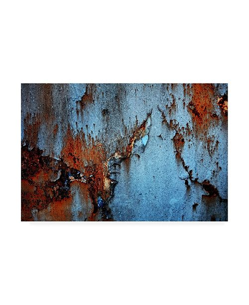 "Trademark Global PhotoINC Studio Rust Canvas Art - 19.5"" x 26"""