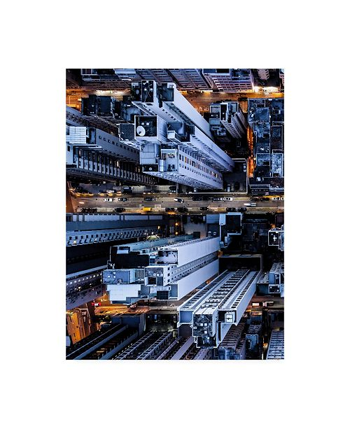"Trademark Global PhotoINC Studio Hongkong I Canvas Art - 27"" x 33.5"""