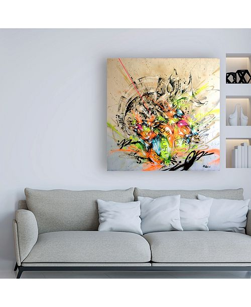Taka Sudo Unison Canvas Art - 36 5 x 48